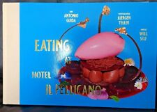 JUERGEN TELLER - EATING AT HOTEL IL PELLICANO - SIGNED RARE - BRAND NEW COPY!