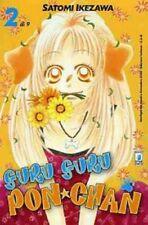 Guru Guru Pon-Chan 1/9 completa Star Comics manga