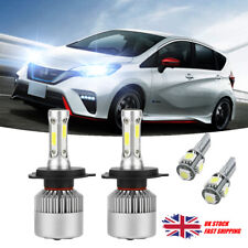 2x Fits Nissan Note E11 Genuine Osram Ultra Life Number Plate Lamp Light Bulbs