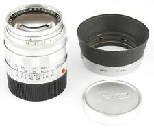 Leica Summilux 1,4/50mm chrom  SHP 67292
