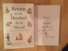Winnie-the-Pooh - Return To Hundred Acre Wood 1st Ed Double Signed