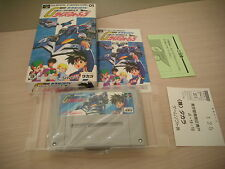 >> GPX CYBER FORMULA SFC SUPER FAMICOM JAPAN IMPORT MINT COMPLETE IN BOX! <<