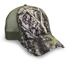 1 Dozen (12) True Timber Camo OD Green Trucker Hats Adjustable USA SELLER!