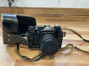 Zenit TTL Vintage Camera With Strap