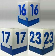 Lot (3) Toys R Us Tru Display Cash Register Number Retail Sign Light Cover