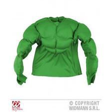 Para Niños Hulk Fancy Dress Costume héroe de comic Monster Halloween Traje 128cm