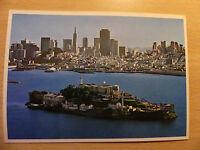 Postcard: Alcatraz Island, San Francisco. E-5