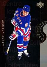 1996-97 Upper Deck Superstar Showdown #05A Wayne Gretzky