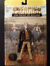 "DC Direct Preacher ""The Saint Of Killers"" '02 Action Figure NEW Vertigo"