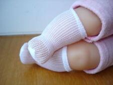 5 paires Chaussettes pour bébé poupon tidoo calin trésor charmeur corolle 30 cm