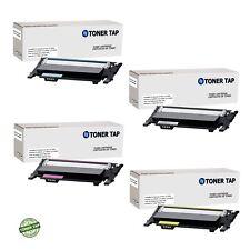Toner Tap Compatible Samsung CLP360 CLP365W CLX3300 CLX3305FW C410W (CLT406KCMY)