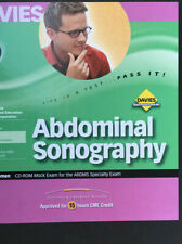 Davies Abdominal Sonography **CD Only** Prep for the ARDMS Registry