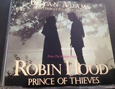 ☆ Bryan Adams ☆ Robin Hood Everything I do I do it for you Maxi CD MCD Single EP