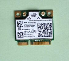 HP Wlan 631954-001 Thinkpad Lenovo 60Y3253-N6205 Model:62205ANHMW 802.11a/b/g/n