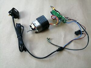 Bonsaii BS5428M23 C170A Paper Shredder Motor, Switches, Lights & Circuit Board