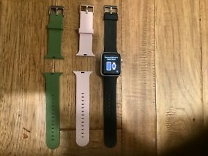 Apple Watch Series 2 38MM Gray GPS WiFi Great Condition NO RESERVE