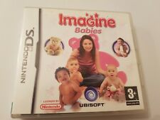 Nintendo DS Game ' IMAGINE BABIES ' with Box + Instructions Booklet