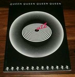 QUEEN - JAZZ Full Album - EMI / IMP 1979 -  SPARTITO SONGBOOK