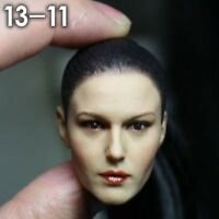 1/6 KUMIK 13-11 Female Girl Head Carved Painted Ver. Fit Women Figure Model