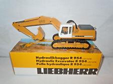 Liebherr R 954 Hydraulic Excavator By Conrad 1/50th Scale
