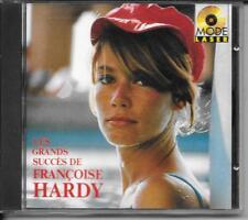 CD COMPIL 16 TITRES--FRANCOISE HARDY--LES PLUS GRANDS SUCCES DE FRANCOISE HARDY