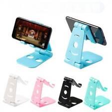 Universal Adjustable Folding Mobile PhPF Holder Stand Desk Tablet Portable PF