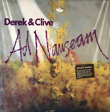 Peter Cook & Dudley Moore - Derek & Clive: Ad Nauseam (LP) (VG/VG)