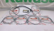 Kawasaki H1 500 Complete Set of Grey Cables (7)