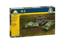 ITALERI 7502 1/72 IS-2 2pcs