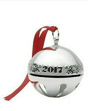 New 2017 Wallace Silver Plate Sleigh Bell