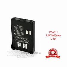 PB42 PB-42L Battery for KENWOOD THF6 THF6A TH-F6 TH-F6A