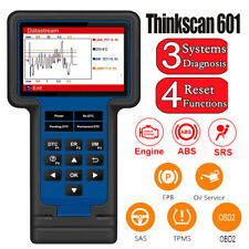 LAUNCH Car OBD2 Scanner Engine ABS SRS Diagnostic Tool Oil EPB SAS TPMS Reset