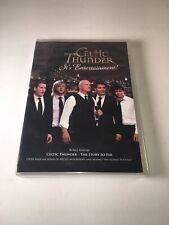 Celtic Thunder - It's Entertainment! DVD Concert NTSC DTS Surround NEW SEALED