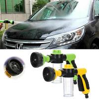 Car Cleaning Washing Water Gun Foam Soap Washer Home Garden Clean Watering Spray