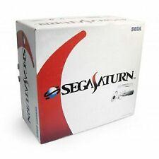 SEGA Saturn White Console