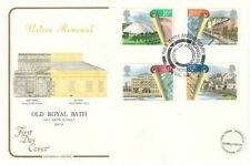 More details for 10 april 1984 urban renewal cotswold first day cover scarce fest of archiecture
