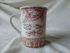 HISTORY AND HERALDRY FRIENDS MUG WILL BE SENT FREE SIGNED RECORDED