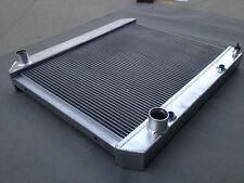 ALUMINUM RADIATOR 60-65 CADILLAC 6.4L-7.0L V8 RACING 61-62 STARFIRE 3 ROW