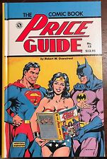 OVERSTREET'S COMIC BOOK PRICE GUIDE #13 - Mint - Flawless - Unopened (HC)