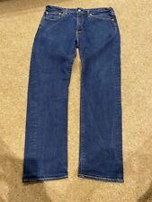 "Mens Levis 508 Regular Taper Fit Jeans 36"" Waist 32"" Length. RRP £80"