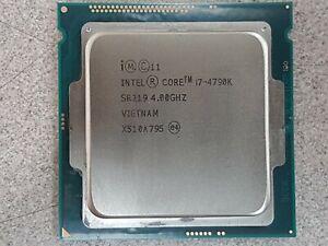 Intel Core I7-4790K Quad-Core 4GHz Socket LGA1150 CPU Processor
