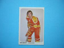 1973/74 QUAKER OATS WHA HOCKEY CARD #31 JIM CARDIFF NM SHARP!! 73/74 QUAKER OATS
