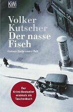 Der nasse Fisch: Roman von Kutscher, Volker   Buch   Zustand gut