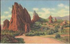 (idn) Colorado Springs CO: Garden of Gods