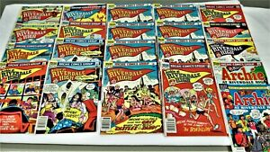 Archie at Riverdale High-Copper Age-21 Book Lot
