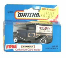 Ford Vintage Diecast Cars, Trucks & Vans with Advertising Specimen