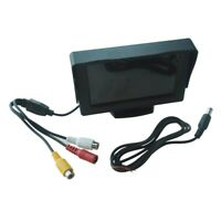 "4.3"" LCD MONITEUR ECRAN POUR CAMERA DE RECUL VEHICULE A5E5"