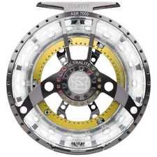 Hardy Ultralite ASR Disk Drag Cassette Fly Fishing Reels 6000