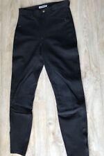 JIL Sander   -   Reiterhose  -  schwarz  -  Größe 38