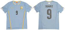 14/15 PUMA URUGUAY HOME SHIRT SS SUAREZ 9 SIZE = LARGE